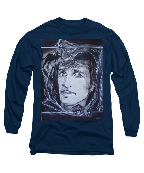 Mink Deville - Coup De Grace Long Sleeve T-Shirt by Sean Connolly