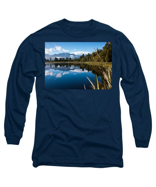 Mirror Landscapes Long Sleeve T-Shirt