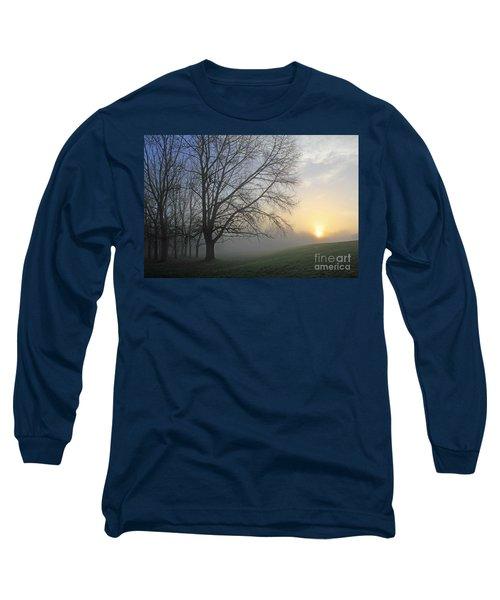 Misty Dawn Long Sleeve T-Shirt