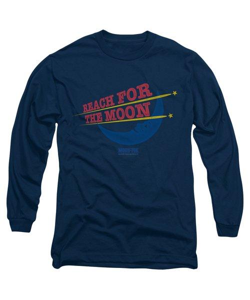 Moon Pie - Reach For The Moon Long Sleeve T-Shirt