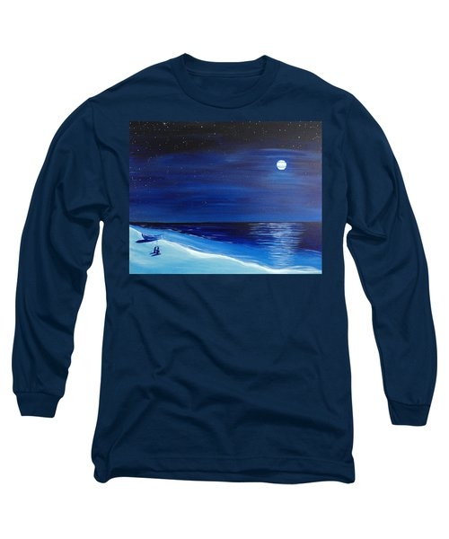 Moonlight Company Long Sleeve T-Shirt