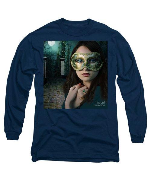 Moonlight Rendezvous Long Sleeve T-Shirt