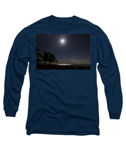 Moonlit Bay Long Sleeve T-Shirt