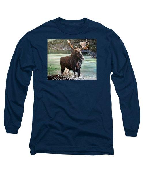 Moose County Long Sleeve T-Shirt