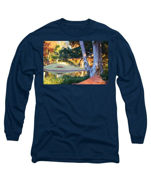 Morning In The Park Long Sleeve T-Shirt