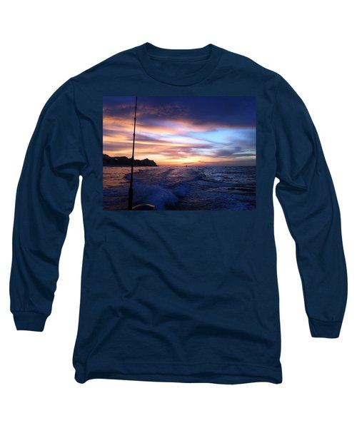 Morning Skies Long Sleeve T-Shirt