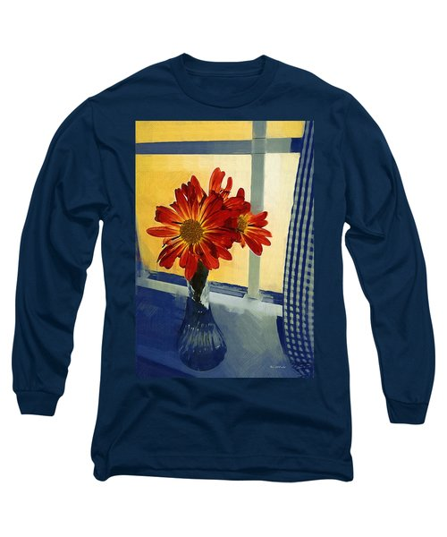 Morning Window Long Sleeve T-Shirt
