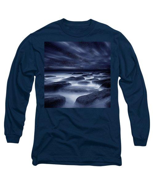 Morpheus Kingdom Long Sleeve T-Shirt by Jorge Maia