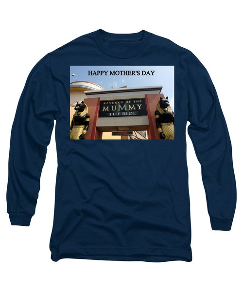 Mothers Day Long Sleeve T-Shirt by David Nicholls