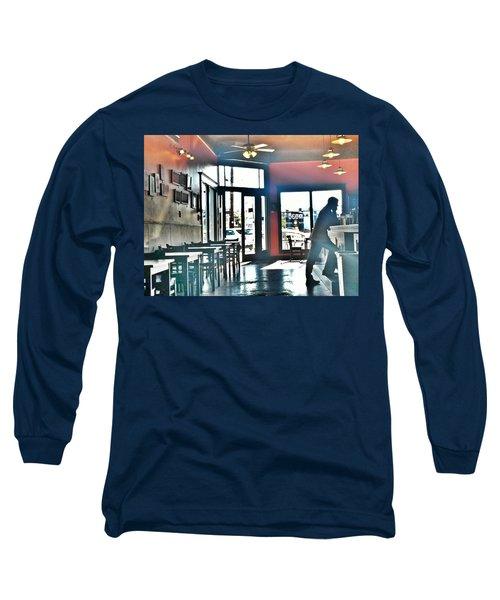 Mr. Moe Joe Long Sleeve T-Shirt