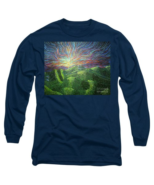 Mt. Mitchell  Long Sleeve T-Shirt