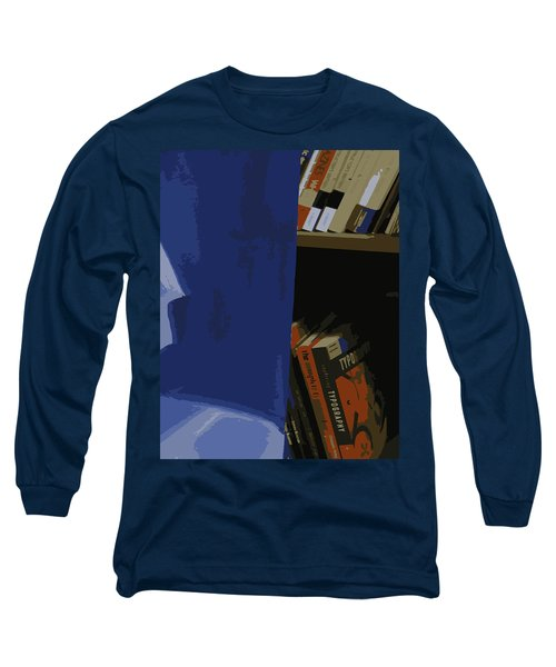 Multimedia Books Long Sleeve T-Shirt