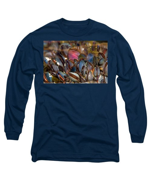 Mussels Underwater Long Sleeve T-Shirt