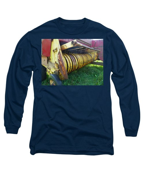 My Work Is Done Long Sleeve T-Shirt