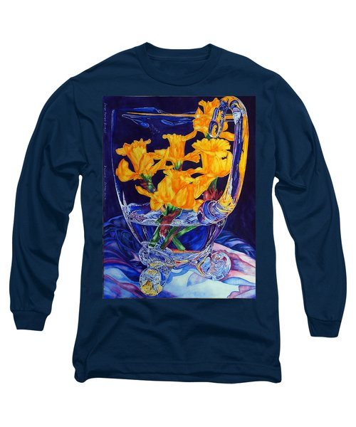 Narcisses Dans Un Vase From Master Class Long Sleeve T-Shirt