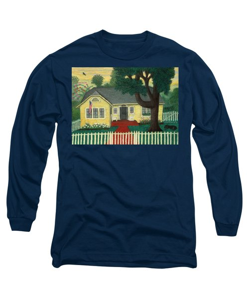 Nate's Place Long Sleeve T-Shirt
