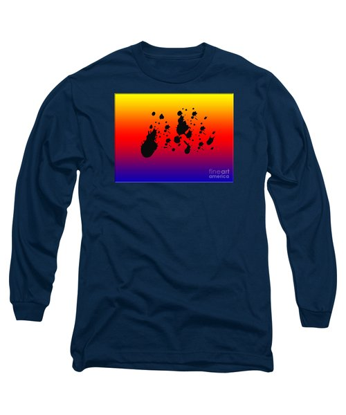 Long Sleeve T-Shirt featuring the photograph Nebulas by Tina M Wenger