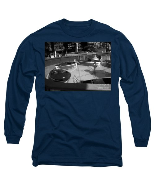 Long Sleeve T-Shirt featuring the photograph Needs Water Skis  by Michael Krek