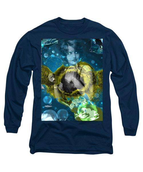 Neptune's Daughter Long Sleeve T-Shirt