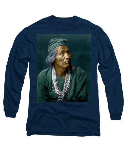 Nesjaja Hatali - Navaho Long Sleeve T-Shirt