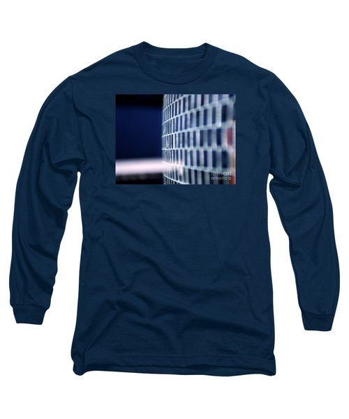 Giant Mirror Ball Backstage At The American Music Awards Long Sleeve T-Shirt