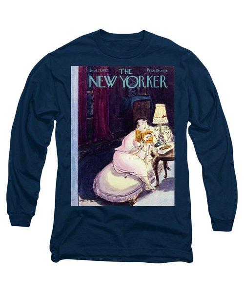 New Yorker September 25 1937 Long Sleeve T-Shirt