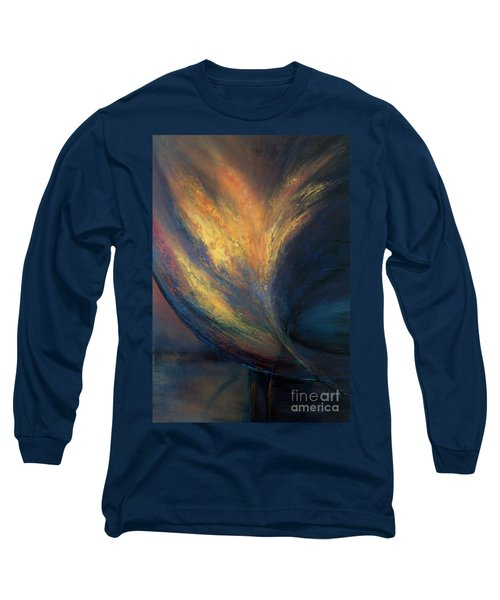 Night Vision Long Sleeve T-Shirt by Valerie Travers