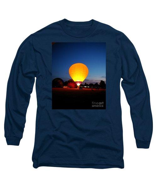 Night's Sunshine Long Sleeve T-Shirt