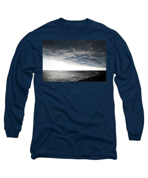 No Fear - Beach Art By Sharon Cummings Long Sleeve T-Shirt