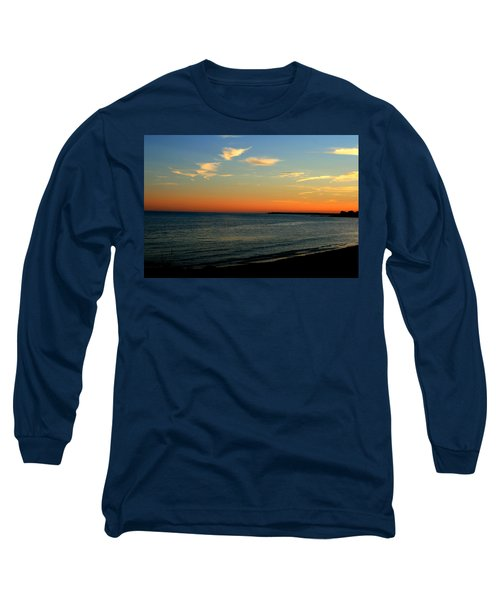 Ocean Hues No. 2 Long Sleeve T-Shirt