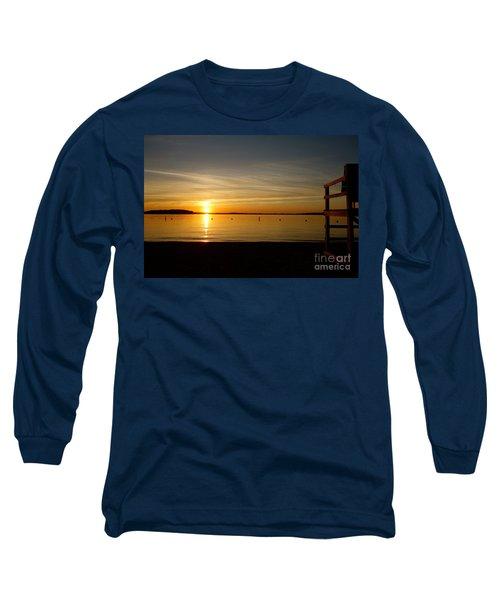 Off Duty Long Sleeve T-Shirt