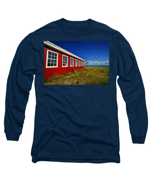 Old Cannery Building Long Sleeve T-Shirt