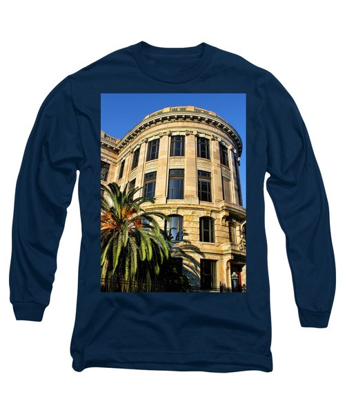 Old Courthouse-new Orleans Long Sleeve T-Shirt