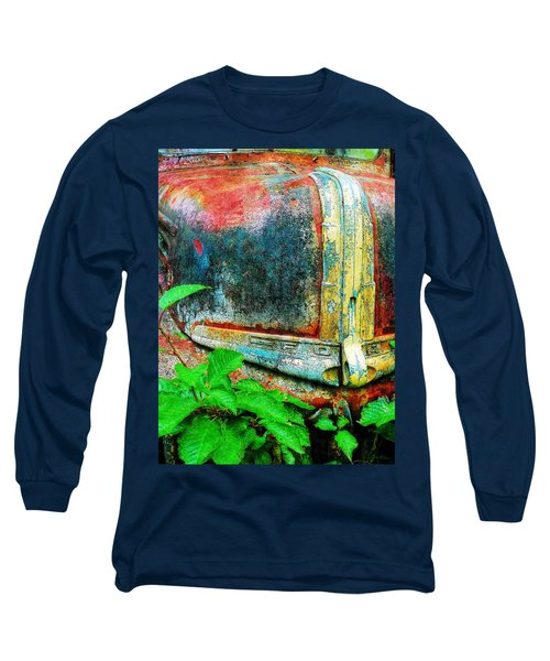 Old Ford #1 Long Sleeve T-Shirt