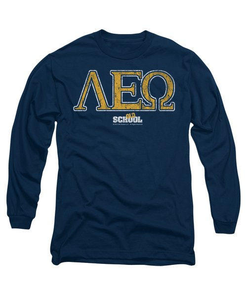 Old School - Leo Long Sleeve T-Shirt