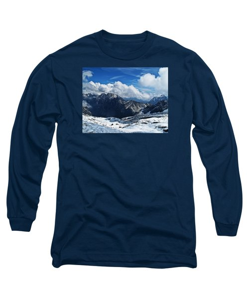 On Top Of Germany Long Sleeve T-Shirt