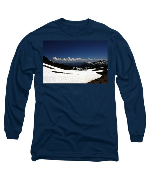 On Top Of Paradise Long Sleeve T-Shirt