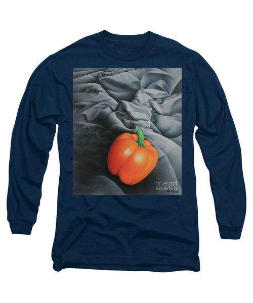 Only Orange Long Sleeve T-Shirt