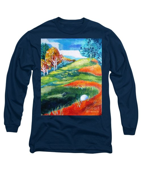 Oops - Bad Lie Long Sleeve T-Shirt by Betty M M   Wong