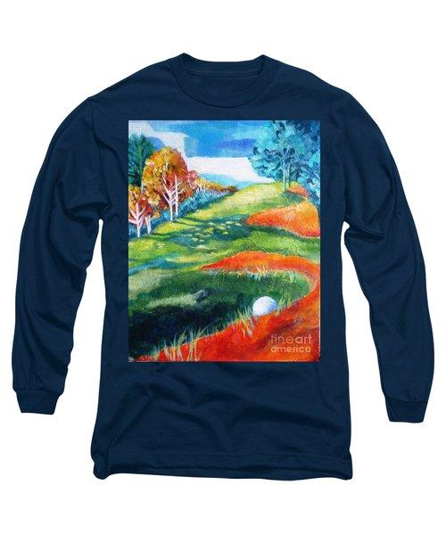 Oops - Bad Lie Long Sleeve T-Shirt