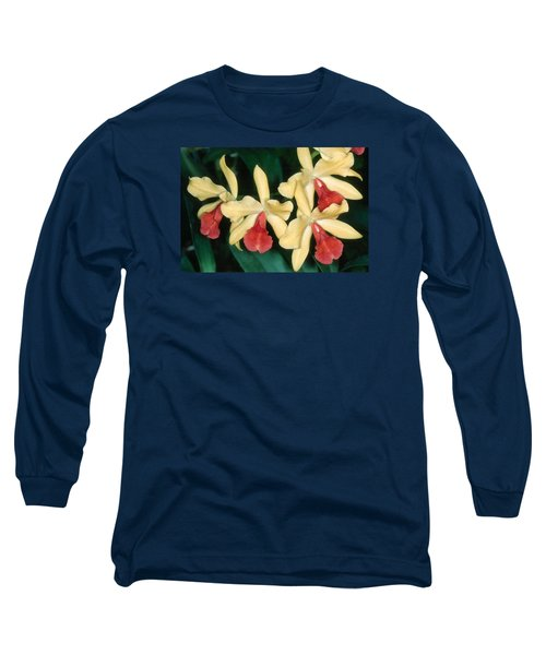 Orchid 11 Long Sleeve T-Shirt by Andy Shomock