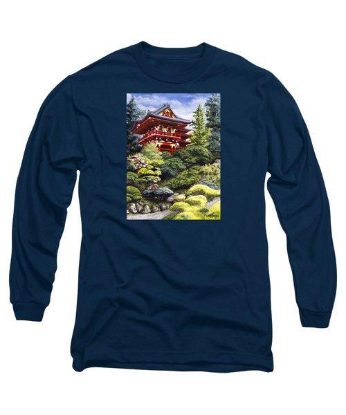 Oriental Treasure Long Sleeve T-Shirt