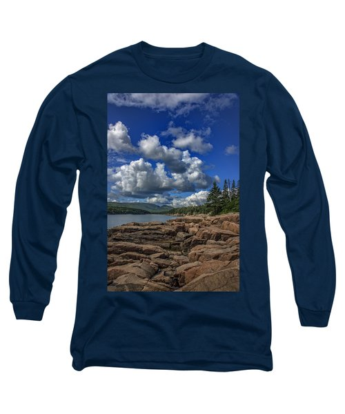 Otter Point Afternoon Long Sleeve T-Shirt