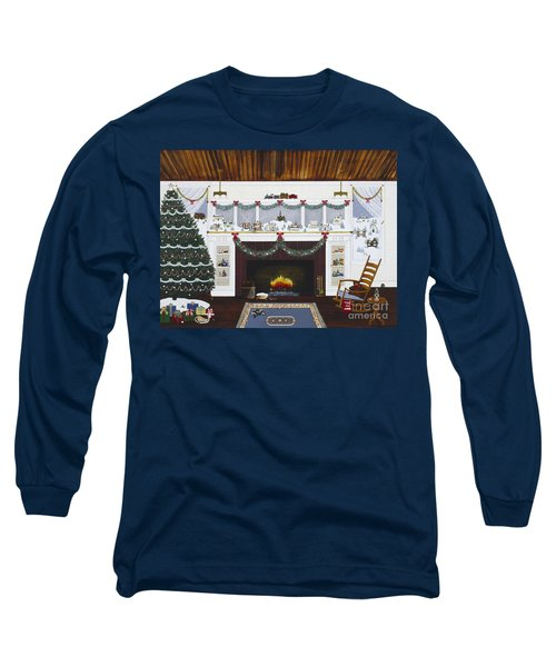 Our First Holiday Long Sleeve T-Shirt by Jennifer Lake