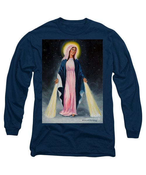 Our Lady Of Grace II Long Sleeve T-Shirt