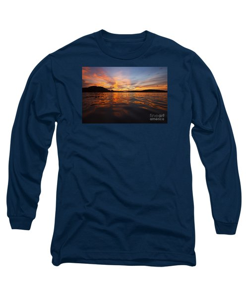 Ozark Sunset Long Sleeve T-Shirt