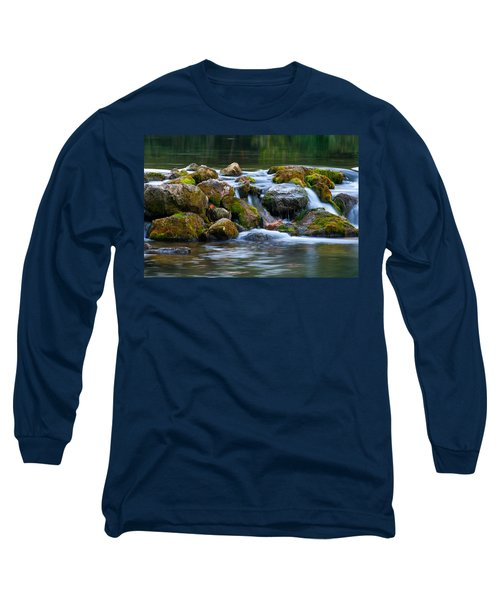 Ozark Waterfall Long Sleeve T-Shirt