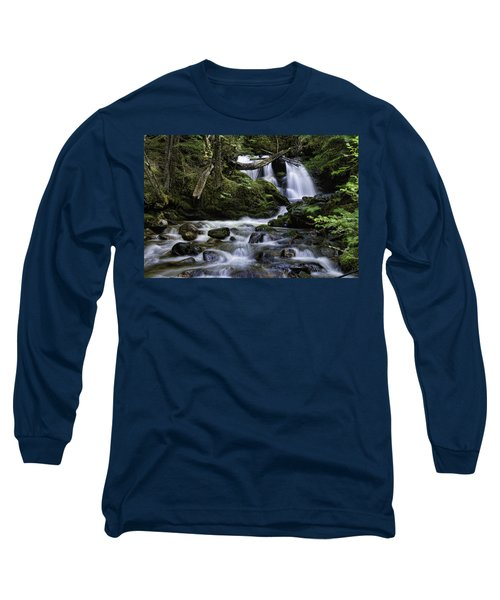 Packer Falls And Creek Long Sleeve T-Shirt
