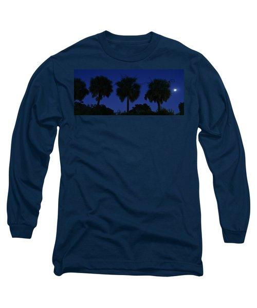 Palmetto Moon Long Sleeve T-Shirt