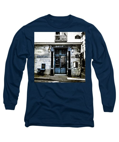 Paris Blues Long Sleeve T-Shirt
